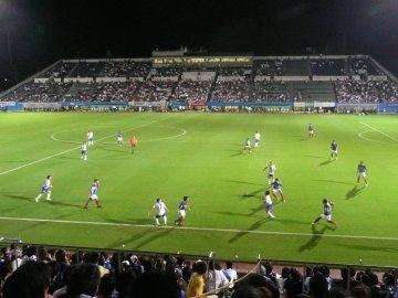 ナビスコ杯 横浜F・マリノス−ガンバ大阪