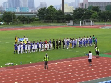[JFL]横河武蔵野FC−ソニー仙台FC