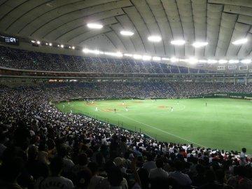 日本ハム−オリックス@東京ドーム