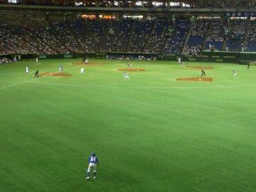 [都市対抗野球]日立製作所−七十七銀行