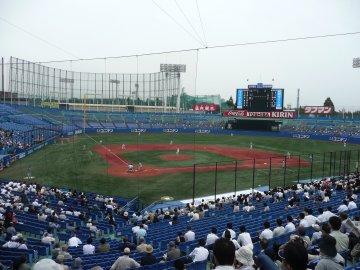 [東京6大学野球]東大−早大