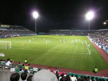横浜FC−東京ヴェルディ@ニッパツ球