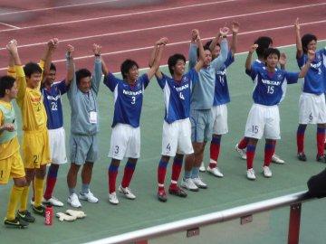 [高円宮杯]浦和レッズユース−横浜F・マリノスユース@ひたちなか