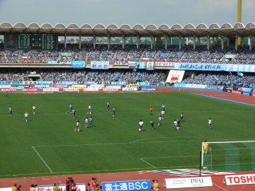 川崎F−横浜FM@等々力