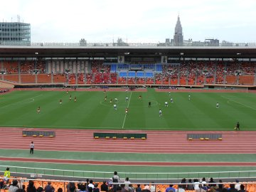 [高円宮杯]横浜F・マリノスユース−三菱養和SCユース@国立競技場