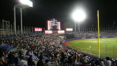 ヤクルト−巨人@神宮球場
