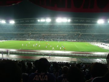 [J1]横浜F・マリノス−名古屋グランパス@日産スタジアム