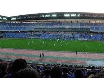 [天皇杯]横浜F・マリノス−川崎フロンターレ@日産スタジアム