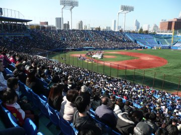 東京ヤクルトスワローズ2009ファン感謝デー@神宮球場