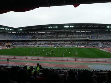 [J1]横浜F・マリノス−清水エスパルス@日産スタジアム