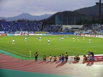 [J1]モンテディオ山形−横浜F・マリノス@NDスタジアム