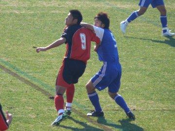 [インカレサッカー]駒澤大学−関西学院大学@江戸川
