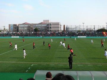 [全日本女子サッカー選手権]浦和レッズレディース−INAC神戸レオネッサ@西が丘