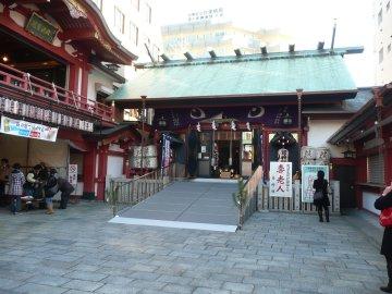 浅草鷲神社