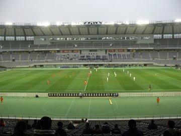 [東アジアサッカー選手権]中国女子代表−韓国女子代表@味スタ