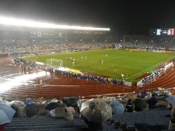 [東アジアサッカー選手権]日本代表−香港代表@国立