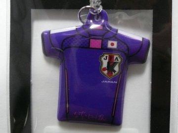 なでしこジャパン携帯ストラップ(前)