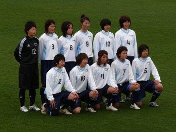 東関東大学女子サッカー選抜