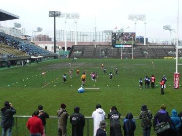 サントリーカップ第6回全国小学生タグラグビー選手権大会決勝大会