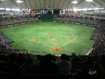 [オープン戦]巨人−阪神@東京ドーム