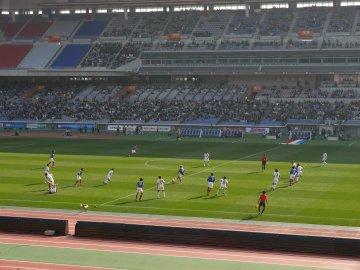 横浜F・マリノス−川崎フロンターレ@日産スタジアム