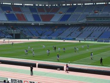 [前座試合]横浜F・マリノスジュニアユース−川崎フロンターレU-15