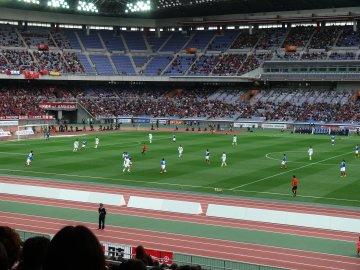 [J1]横浜F・マリノス−鹿島アントラーズ@日産スタジアム