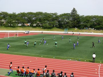 [JFL]横河武蔵野FC−MIOびわこ草津@武蔵野陸上