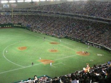 [交流戦]読売ジャイアンツ−北海道日本ハムファイターズ