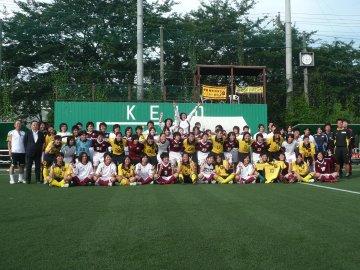 早慶女子サッカー定期戦
