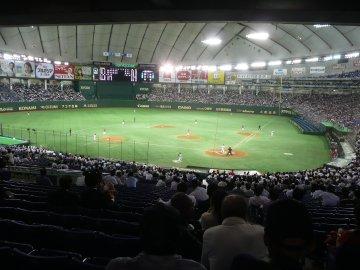 都市対抗野球・東芝−東海理化
