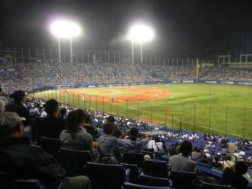 ヤクルト−阪神@神宮球場