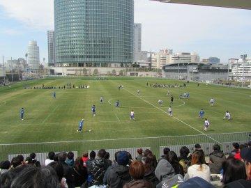 [練習試合]横浜F・マリノス−FC東京@マリノスタウン