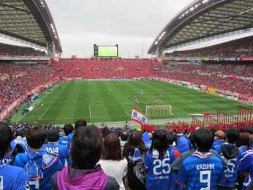 [J1]浦和レッズ−横浜F・マリノス@埼スタ