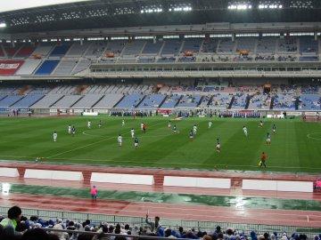 横浜F・マリノス−アビスパ福岡@日産スタジアム
