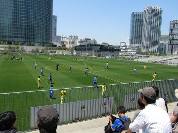 [TM]横浜F・マリノス−横河武蔵野FC@マリノスタウン