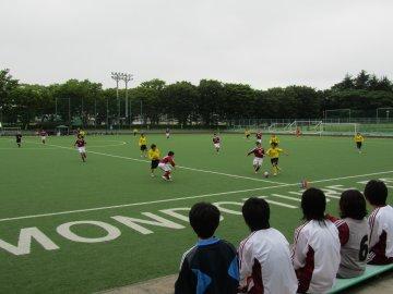 [関東女子サッカーリーグ]筑波大学−早稲田大学