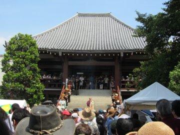 圓朝まつり2011