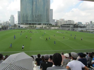 [TM]横浜F・マリノス−栃木SC@マリノスタウン